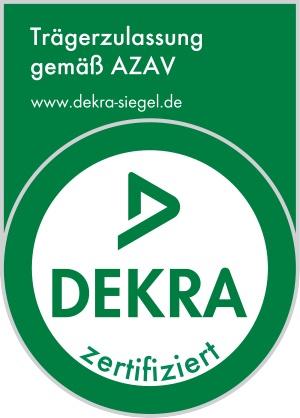 AVAZ Zertifikat
